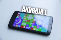 Обзор Android L (5.0)