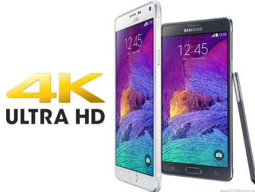 Ultra HD экран Samsung Galaxy Note 5