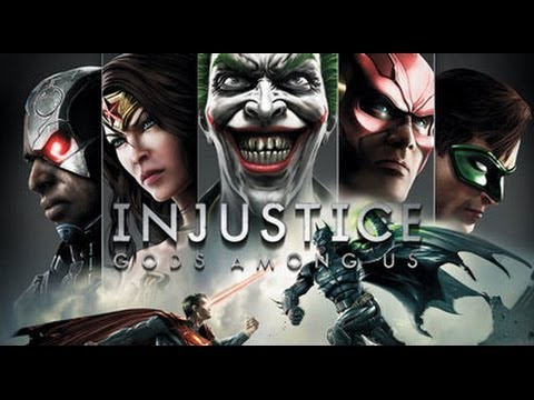 Injustice: Gods Among Us Андроид