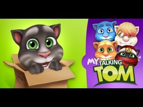 My Talking Tom для Android