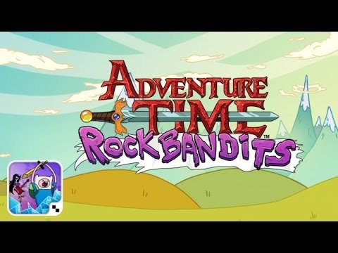 Rock Bandits - Adventure Time - Джейк и Финн  на Android