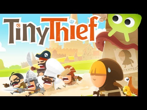 Игра Tiny Thief для андроид