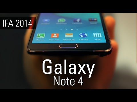 Обзор Samsung Galaxy Note 4