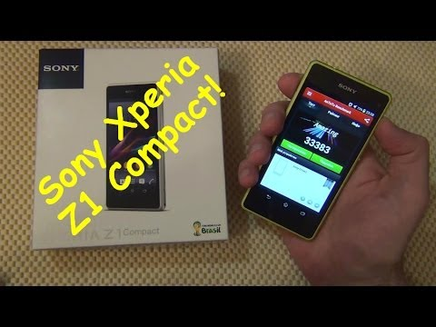 Sony Xperia Z1 Compact android