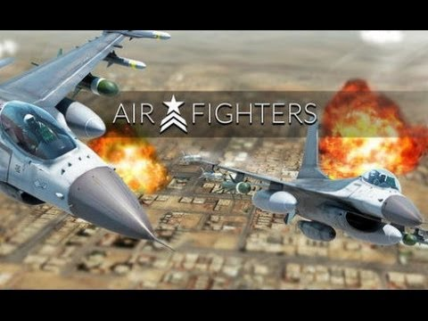 AirFighters Pro - Симулятор самолета на Android