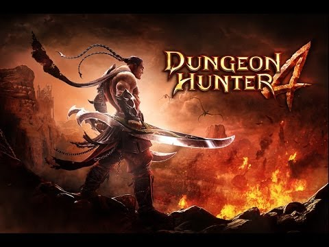 Dungeon Hunter 4 на Android