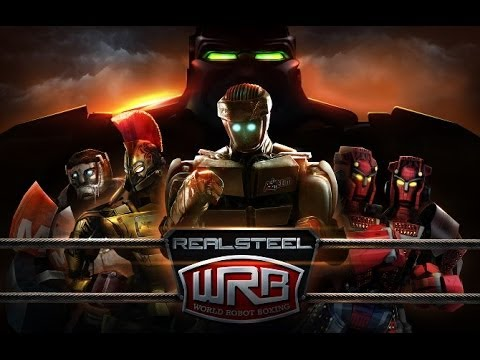 Real Steel World Robot Boxing - управляем роботами на Android