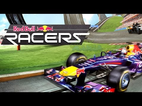 Red Bull Racers - гонки на картингах на Android